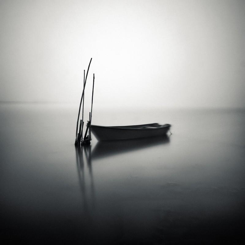 """""""Barque seule"""""""
