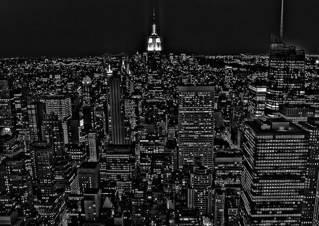 """""""Nuit noire sur New York"""""""