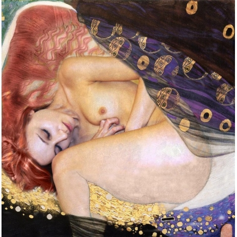 """In the mood for Klimt"""