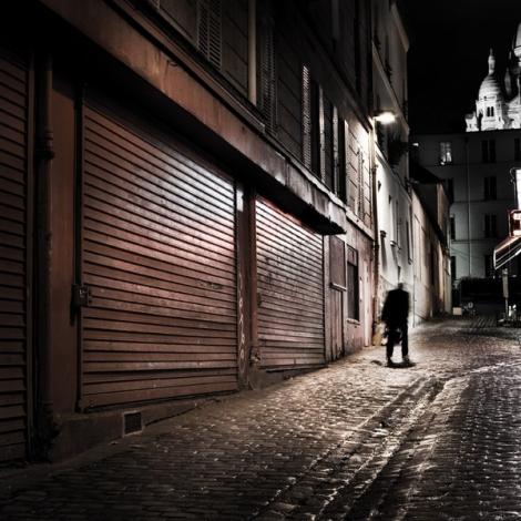 """""""Au coeur de la nuit"""""""