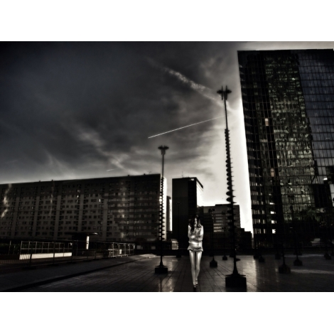"""""""Dans la solitude des villes"""""""