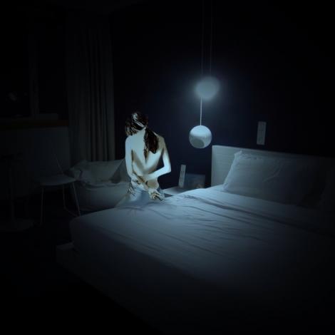"""La chambre bleue"""