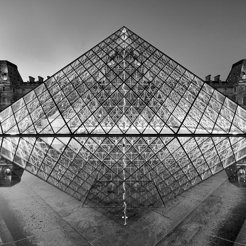 """""""Le Louvre 02"""""""