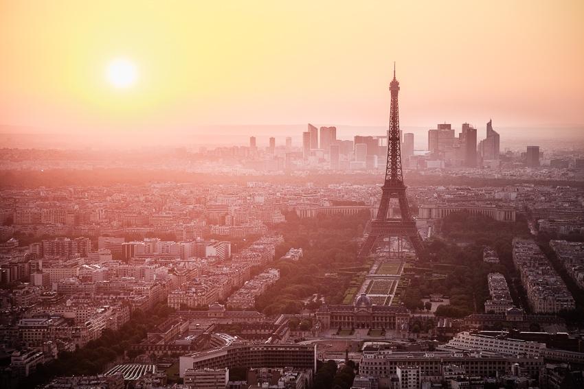 """""""Fin de tournage à Paris"""""""