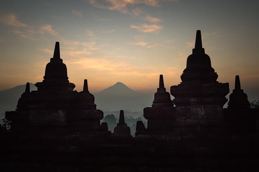 """Borobudur temple"""