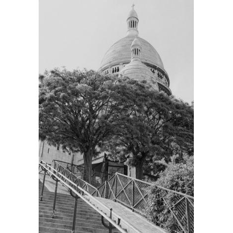 """""""Contre plongée sur le Sacré-Coeur"""""""