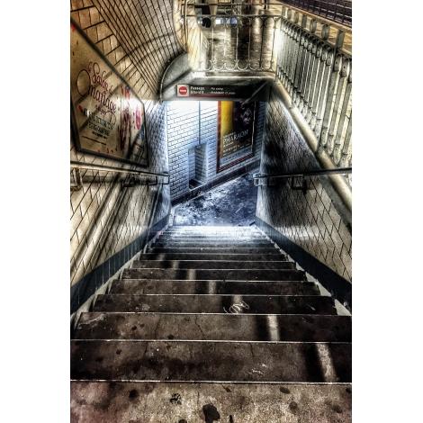 """""""Montparnasse down"""""""