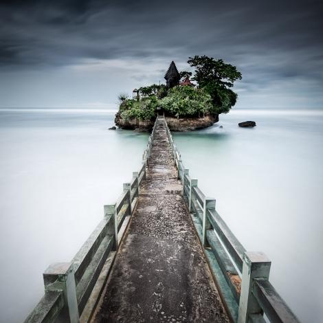 """Balekambang temple"""