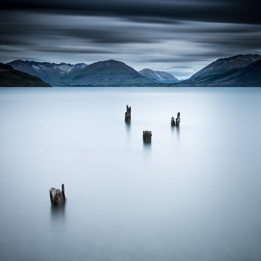 """""""Wakatipu old pier"""""""