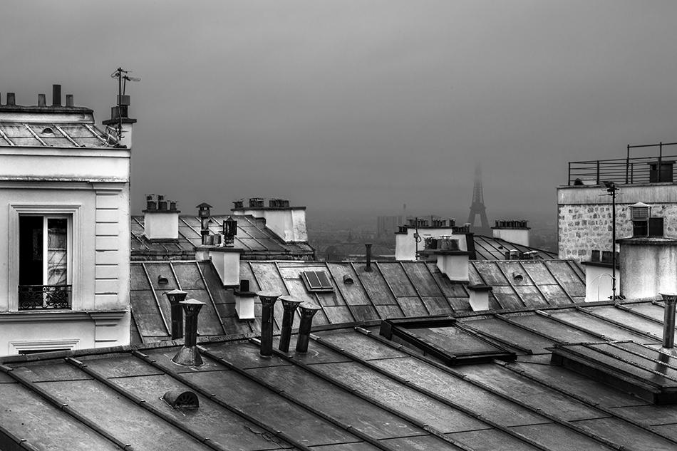 """""""Brume sur les toits"""""""