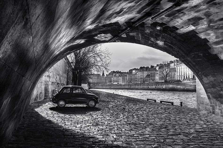 """""""Le pont dans la tourmente"""""""