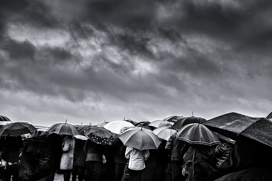"""""""Les parapluies de Paname"""""""