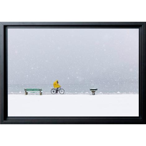 """""""Snow-storm-yellow"""""""