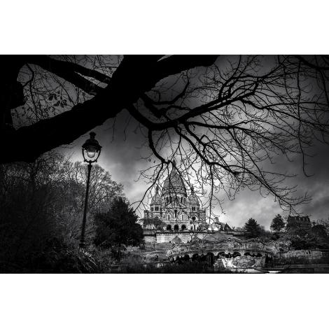 """""""La lanterne de Montmartre"""""""