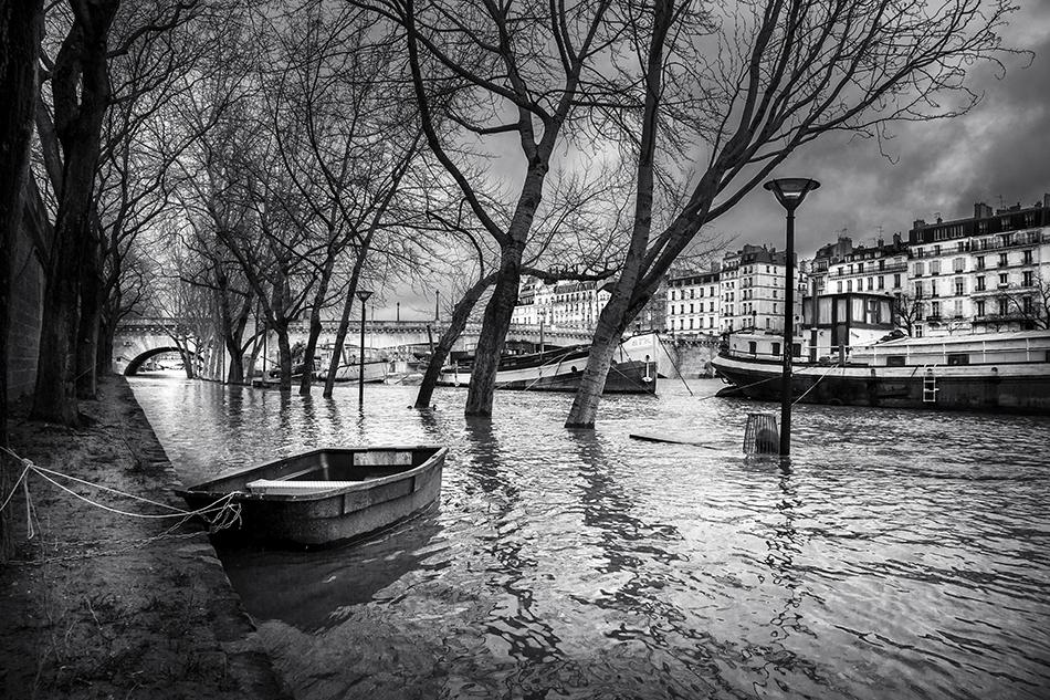 """""""La barque"""""""
