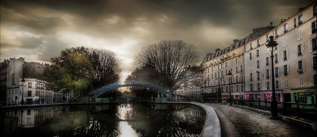 """Canal Saint-Martin"""