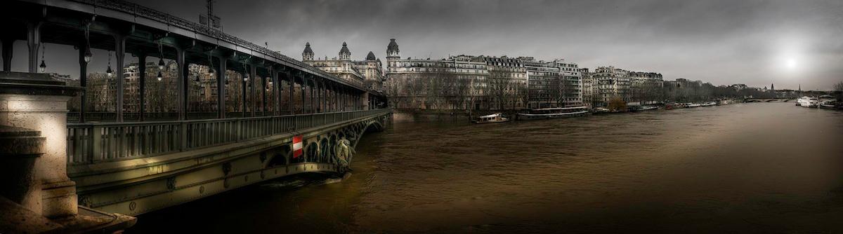 """Pont de Bir-Hakeim 2 """
