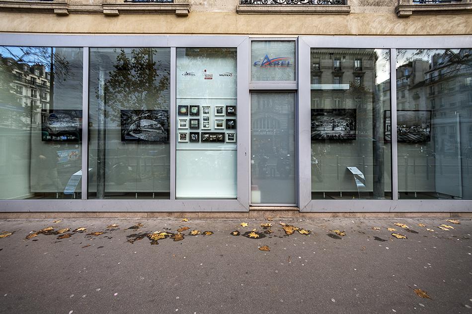 Patrick Ximenes Exposition hors les murs CAREL et galerie Photo-Originale